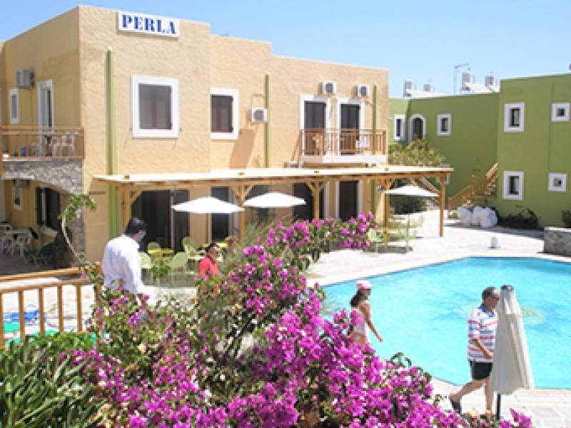 Hotel Perla - Agia Pelagia - Heraklion Kreta